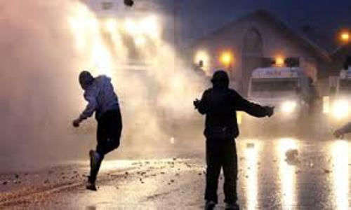 Conflict in Belfast Pic