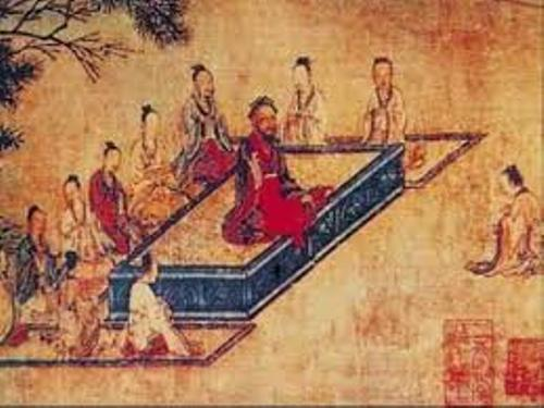 Confucianism teaching