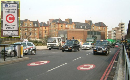 Congestion Charge Facts