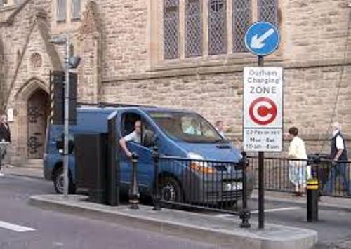 Congestion Charge Image