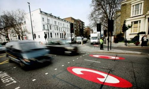 Congestion Charge Pic