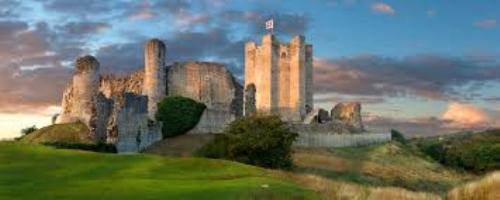 Conisbrough Castle Facts
