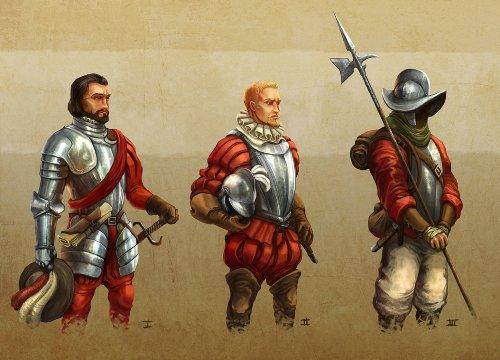 Conquistador Pictures