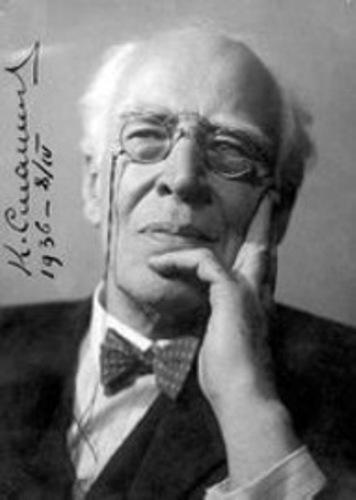 Constantin Stanislavski Pic