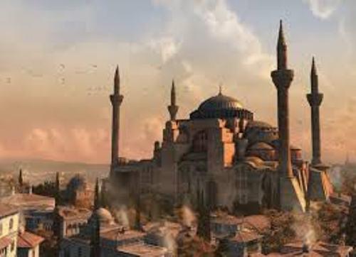 Constantinople Architecture