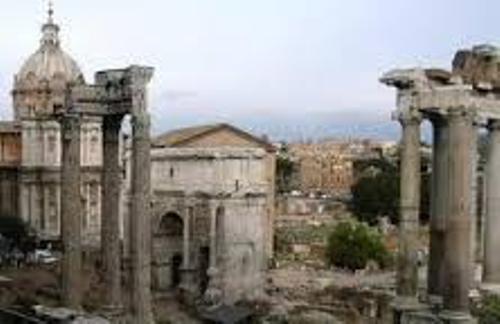 Constantinople Ruins