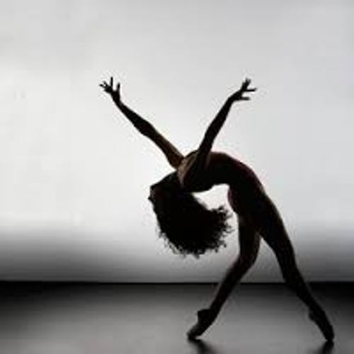 Contemporary Dance Pose