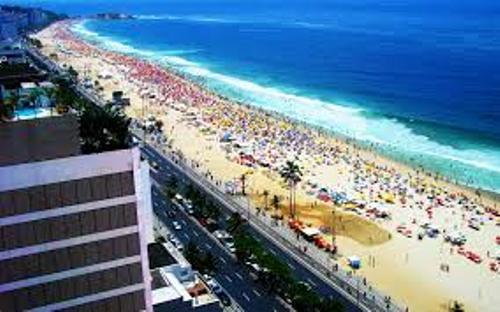 Copacabana Beach Facts