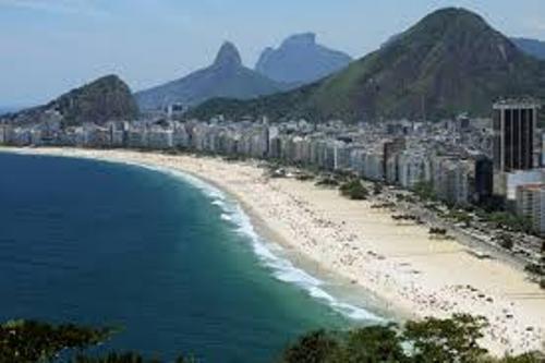 Copacabana Beach Pic