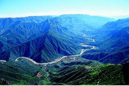 Copper Canyon Facts