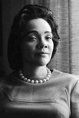 Coretta Scott King Pictures
