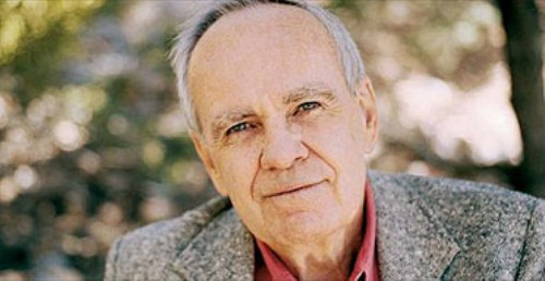 Cormac McCarthy Author