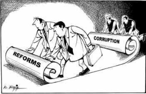 Corruption Pic