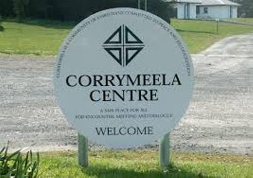 Corrymeela Sign