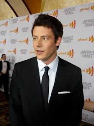 Cory Monteith Actor