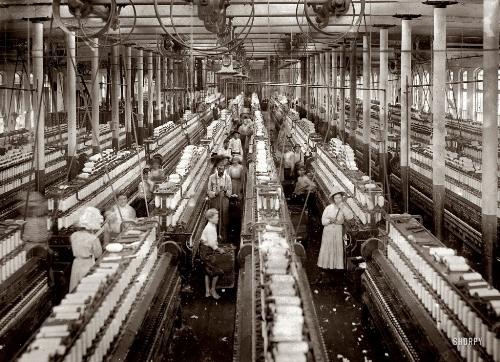 Cotton Mills Image