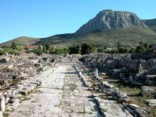 Facts about Ancient Corinth