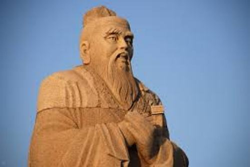 Facts about Confucius