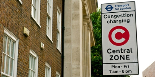 Facts about Congestion Charge