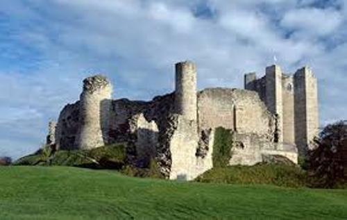 Facts about Conisbrough Castle