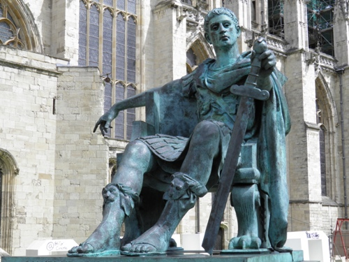 Facts about Constantine The Great