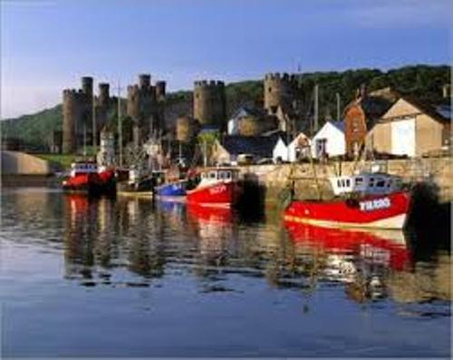 Facts about Conwy