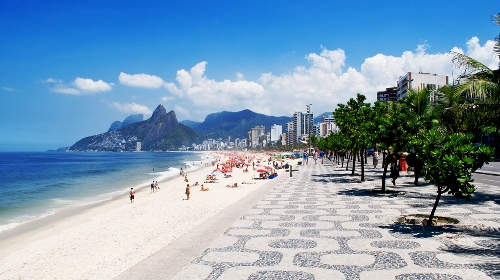 Facts about Copacabana Beach