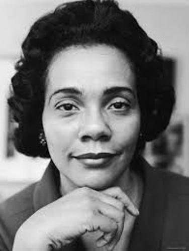 Facts about Coretta Scott King