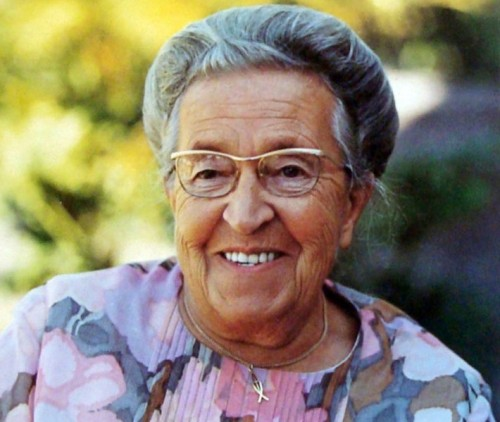 Facts about Corrie Ten Boom