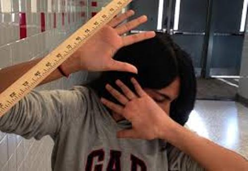 corporal punishment image
