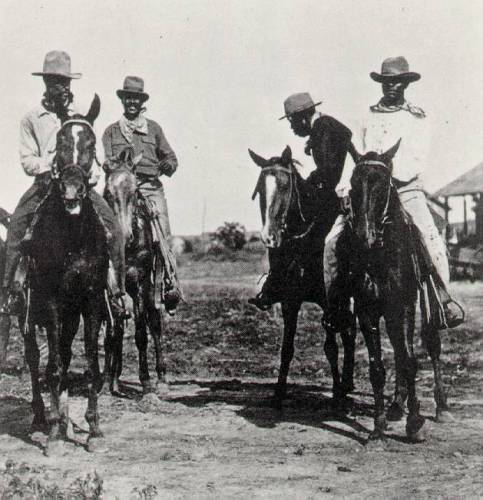 Black Cowboys Pic