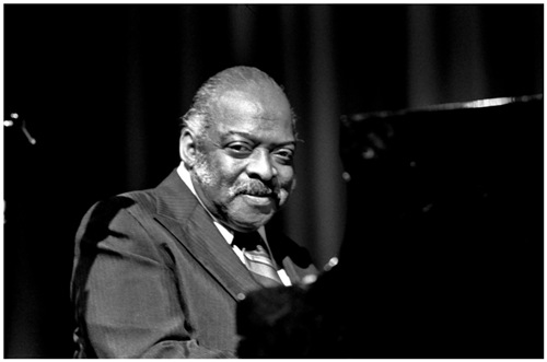 Count Basie Pianist