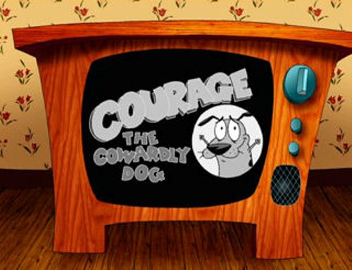Courage The Cowardly Dog Facts