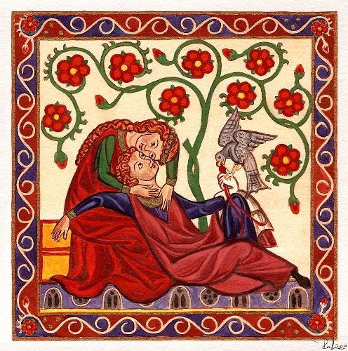 Courtly Love Image
