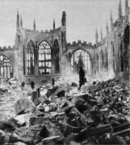 Coventry Blitz Facts