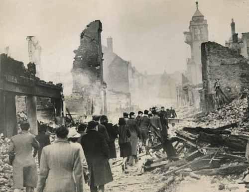 Coventry Blitz Image