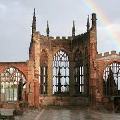 Coventry Cathedral Beauty