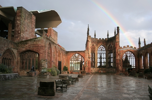 Coventry Cathedral Facts