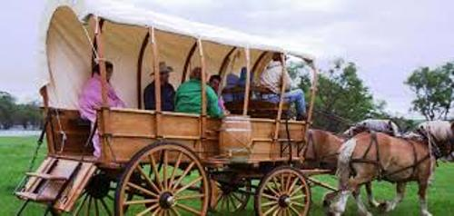 Covered Wagon Facts