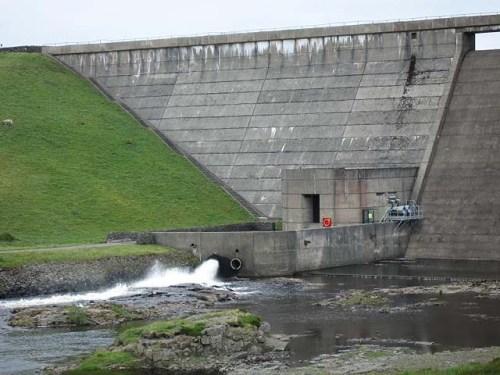 Cow Green Reservoir Facts