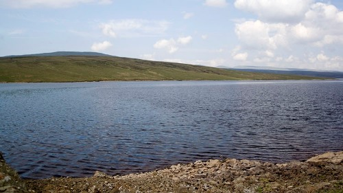 Cow Green Reservoir Image
