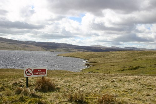 Cow Green Reservoir Pic