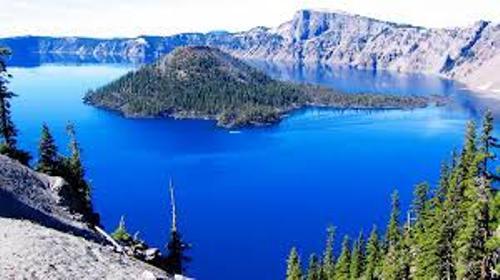 Crater Lake Image