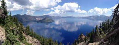 Crater Lake Pic