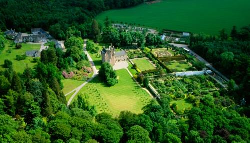 Crathes Castle Beauty