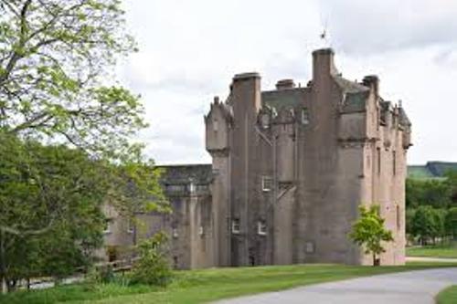 Crathes Castle Pic