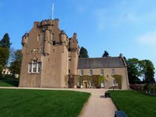 Crathes Castle Pictures