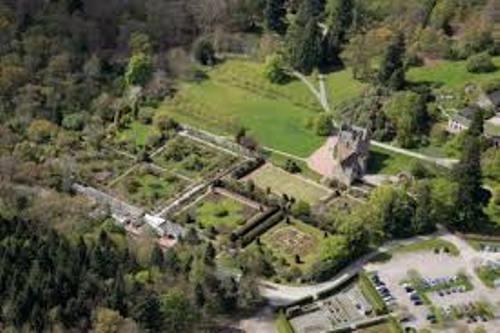 Crathes Castle UK