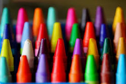 Crayons Pic