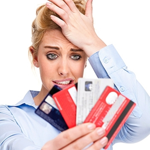 Credit Card Debt Pictures